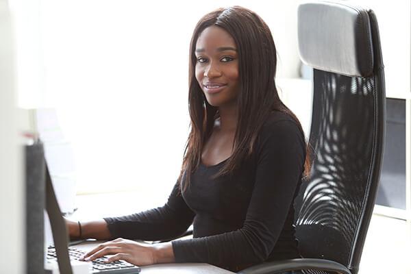 Necelle Ndombele, Customer Service